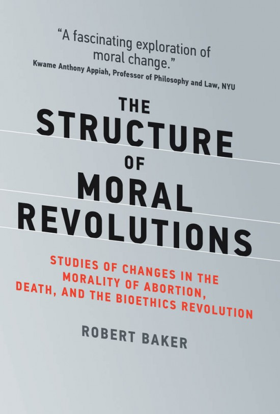 The Structure of Moral Revolutions