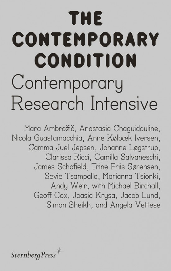 Contemporary Research Intensive